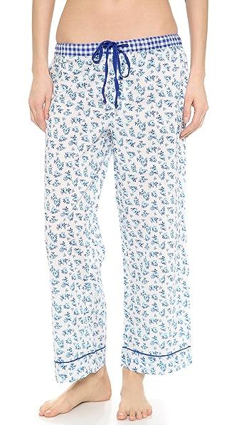 PJ Salvage Aquamarine PJ Pants