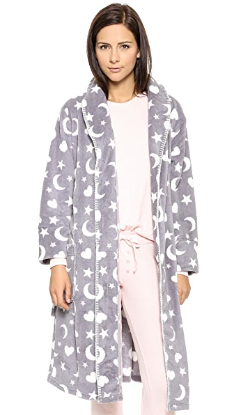 PJ Salvage PJ Salvage Printed Robe