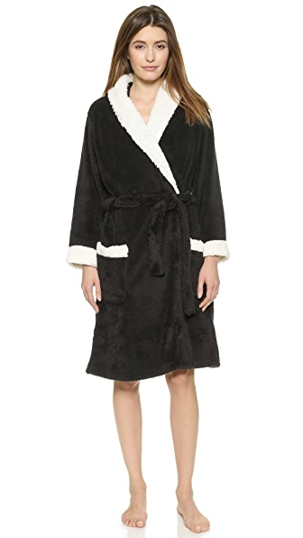 PJ Salvage PJ Salvage Sherpa Trim Robe