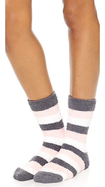 PJ Salvage Stripe Socks
