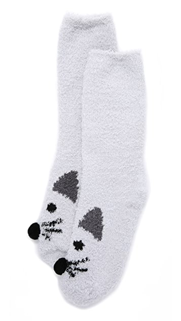 PJ Salvage Mouse Socks
