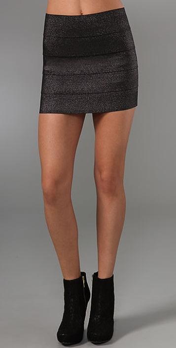 Pleasure doing business Disco 5 Band Miniskirt