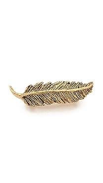 PLUIE Petite Feather Barrette