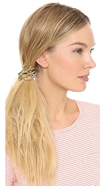 PLUIE Coral Hair Tie