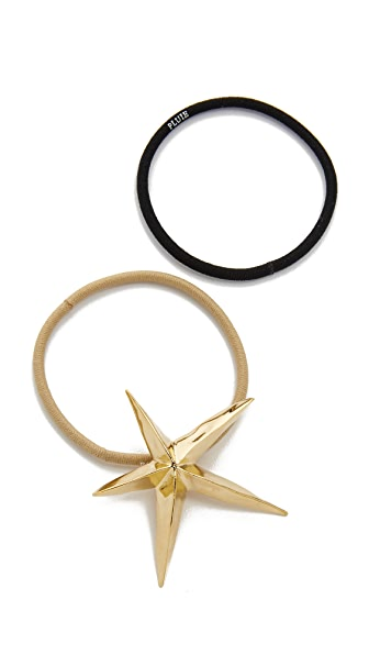 PLUIE One Star Hair Tie