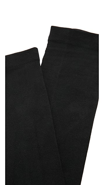 Plush Fleece Lined Thigh Highs