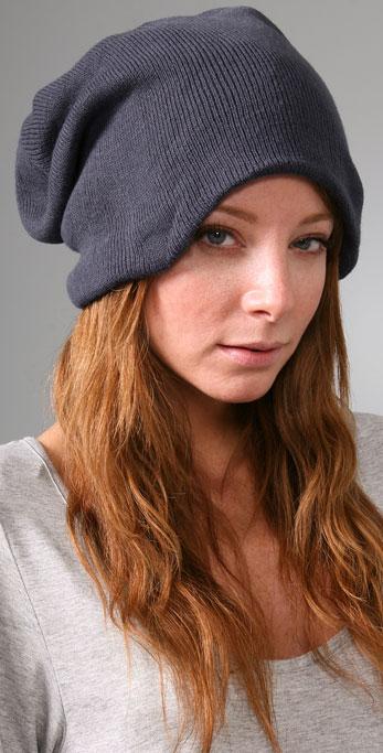 6b1cf43d380 Plush Barca Slouchy Fleece Lined Hat
