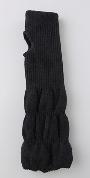 Plush Extra Soft Fleece Lined Arm Warmers