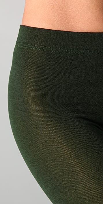 Plush Fleece Lined Tights