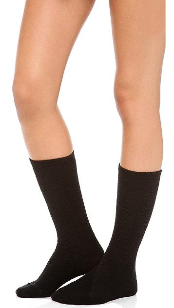 Plush Fleece Socks