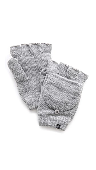 Plush Fleece Lined Texting Mittens at Shopbop