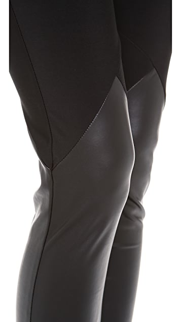 Plush Spartan Leggings