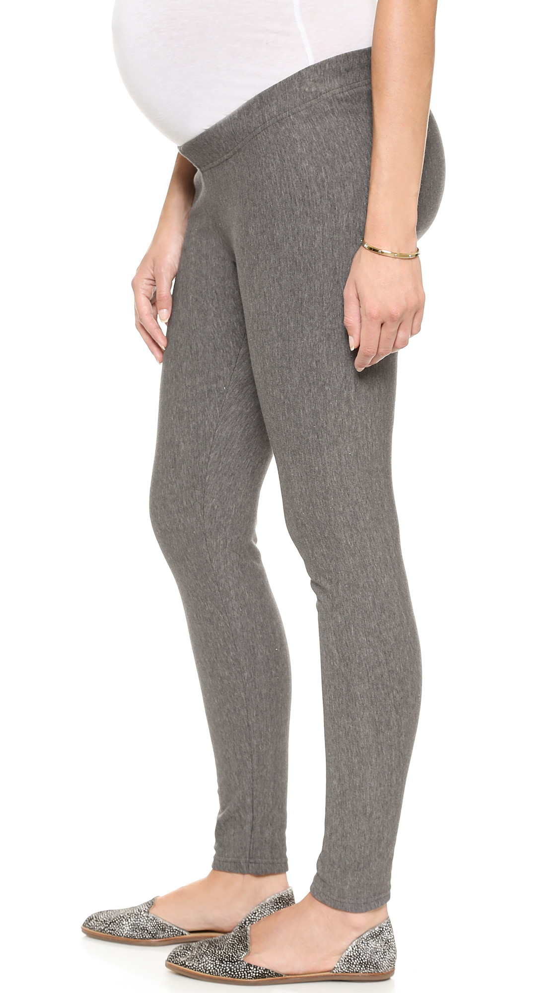 6fe97d158b356 Plush Fleece Maternity Leggings | SHOPBOP