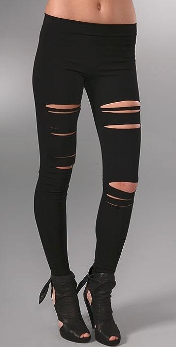 Pencey Slash Leggings