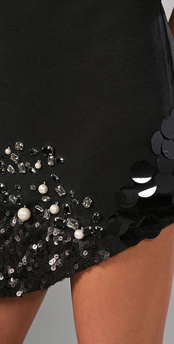 Pencey One Sleeve Dress