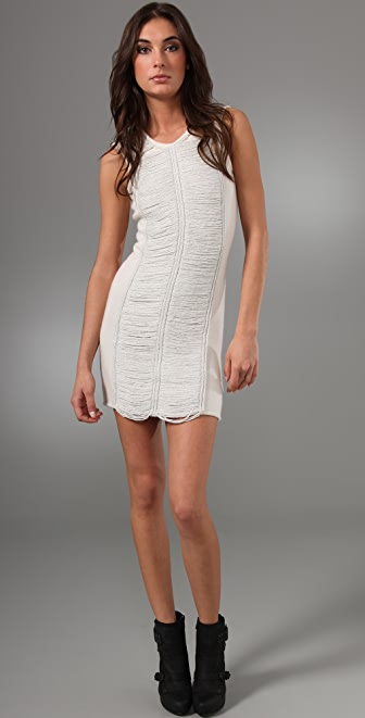 Pencey Fringe Dress