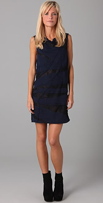 Pencey Punk Dress with Lace