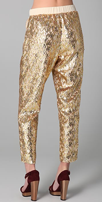 Pencey Sequined Pants