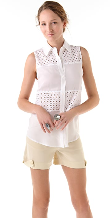 Pencey Sleeveless Shirt