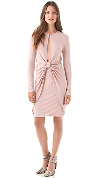 Pencey Layer Open Front Dress