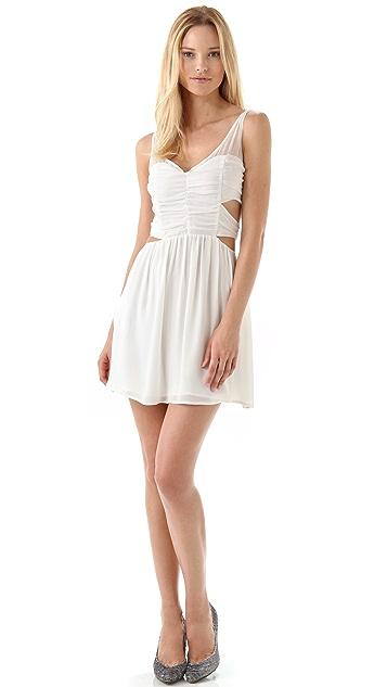 Pencey Cutout Dress