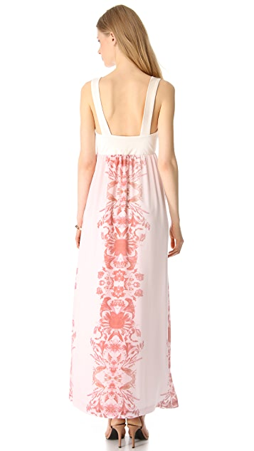Pencey Mix Maxi Dress