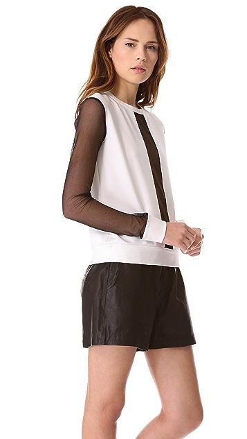 Pencey Column Sweatshirt