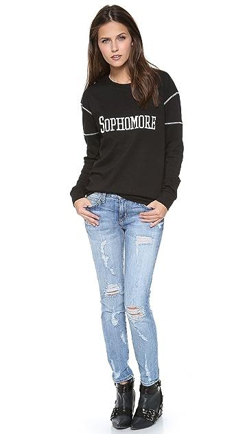 Pencey Sophomore Sweatshirt