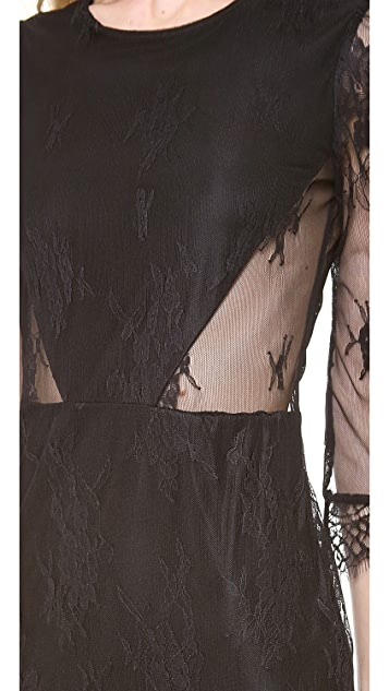 Pencey Kappa Lace Dress
