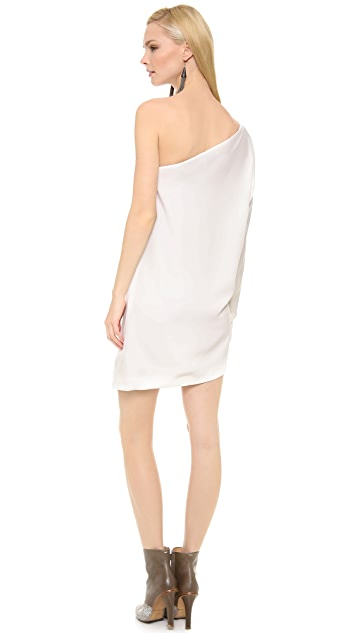Pencey Ceremony One Shoulder Dress