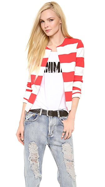 Pencey Cocktail Stripe Jacket