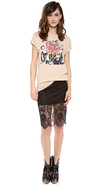 Pencey Kappa Lace Skirt