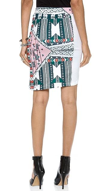 Pencey Razor Skirt