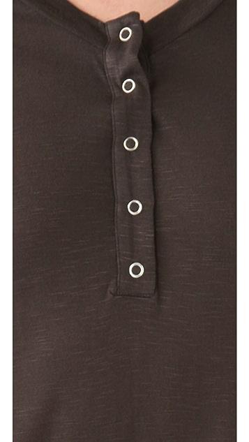 Pencey Standard Long Sleeve Henley