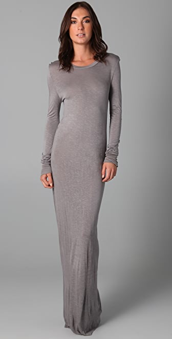Pencey Standard Long Sleeve Maxi Dress