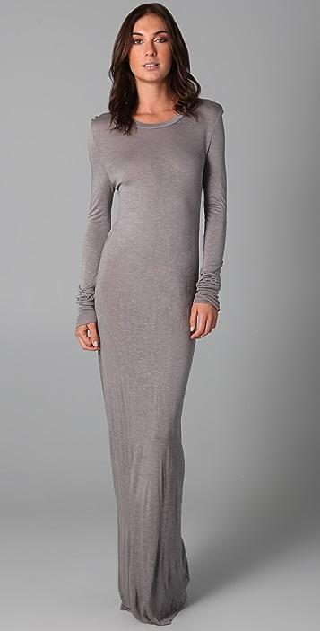 Pencey Standard Long Sleeve Maxi Dress