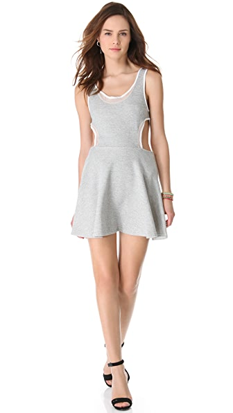 Pencey Standard Inset Mini Dress