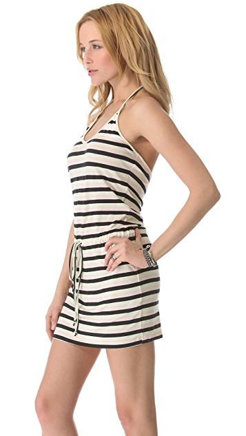 Pencey Standard Striped Halter Dress