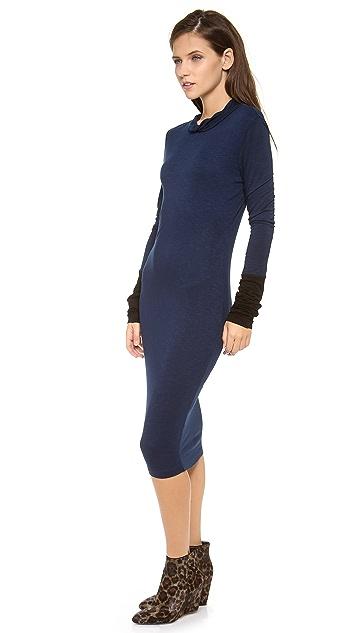 Pencey Standard Funnel Neck Dress