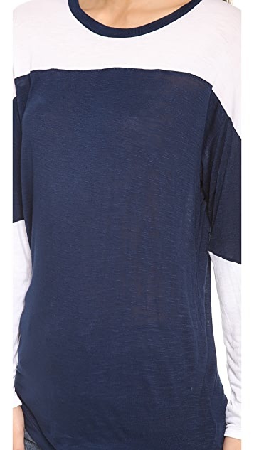 Pencey Standard Inset Tee