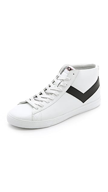 PONY Topstar High Top Sneakers
