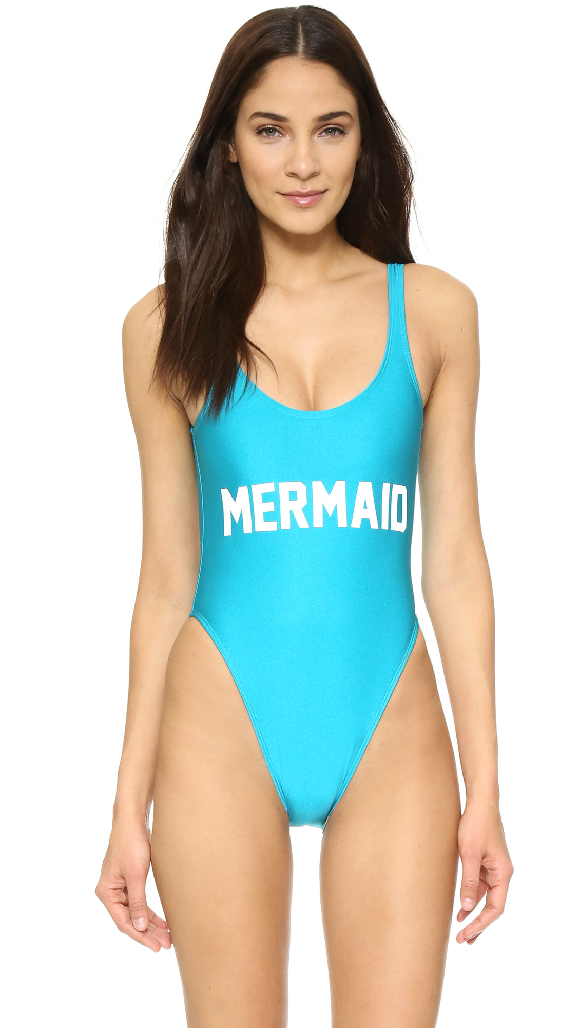 Private Party Mermaid One Piece Swimsuit