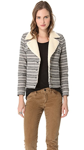 Pendleton, The Portland Collection Cody Jacket with Sherpa Lining