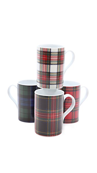 Pendleton, The Portland Collection Tartan Mug Set