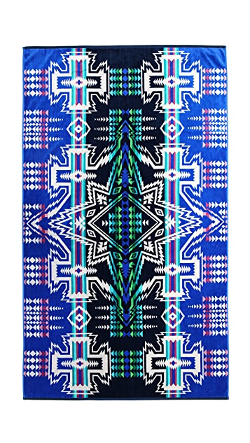 Pendleton, The Portland Collection North Star Towel