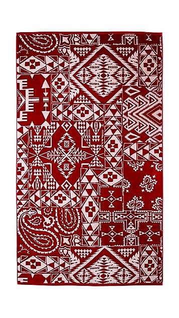 Pendleton, The Portland Collection Bandana Beach Towel