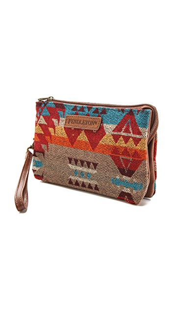 Pendleton, The Portland Collection Three Pocket Keeper Pouch
