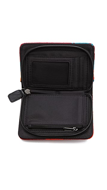 Pendleton, The Portland Collection Mini Cell Phone Wallet