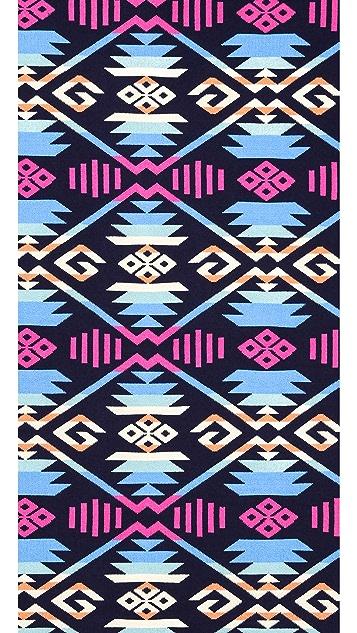 Pendleton, The Portland Collection Jacquard Knit Layette Set