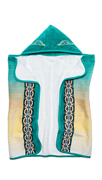 Pendleton, The Portland Collection Dream Catcher Kids Hooded Towel